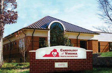 Cardiology of Virginia Office
